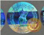 外贸激光防伪标签